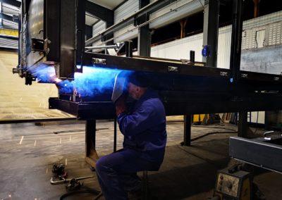 Réparation Remorques, grues, élévateurs sur camions TP, appareils à bras, remorques, bennes à Saint-Etienne (42 - Loire) - Prestations sur-mesure - Bennes du centre